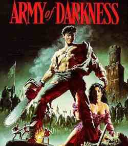 Best Zombie Movies, Army of Darkness