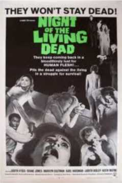 Best Zombie Movies, Night of the Living Dead