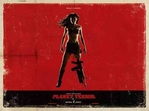 Planet Terror, Zombie Movies (2007), Rose McGowan