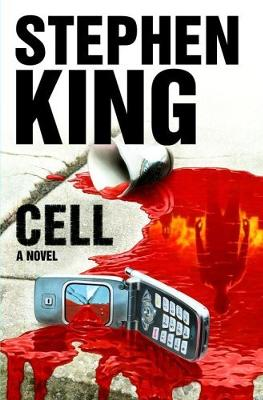 Cell by Stephen King, zombie books