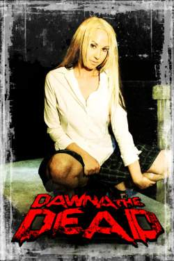 Dawna of the Dead, Zombie Porn, Poster2