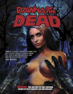Zombie Porn, Dawna of the Dead Poster