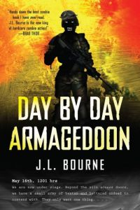 Day By Day Armageddon Zombie Books Cover