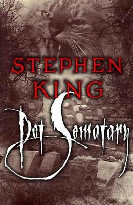 pet sematary by stephen king in zombie books