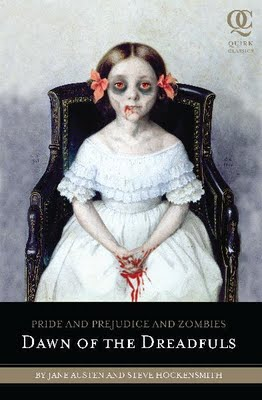 Pride and Prejudice and Zombies, Zombie Books