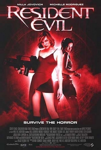 resident evil, zombie movies