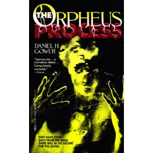 the orpheus process cover, zombie books