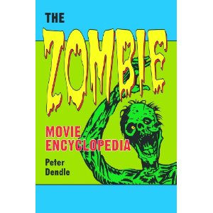 The Zombie Movie Encyclopedia (cover art), Zombie Books